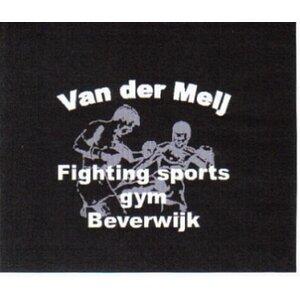 Sportschool Van der Meij logo