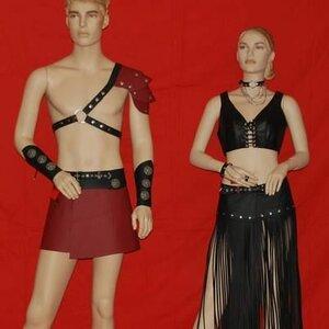 Vell   - Voor Erotisch Lederen Lingerie image 2