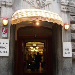 Rho Hotel image 1