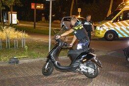 Twee gewonden bij ongeval Zandvoortselaan in Bentveld