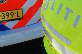 Motorrijder trekt wheelie bij politiecontrole in Overveen