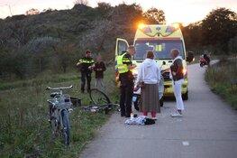 Vrouw gewond na aanrijding met scooter langs Zeeweg in Overveen