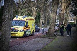 Fietsster gewond bij ongeval op de Burgemeester den Texlaan