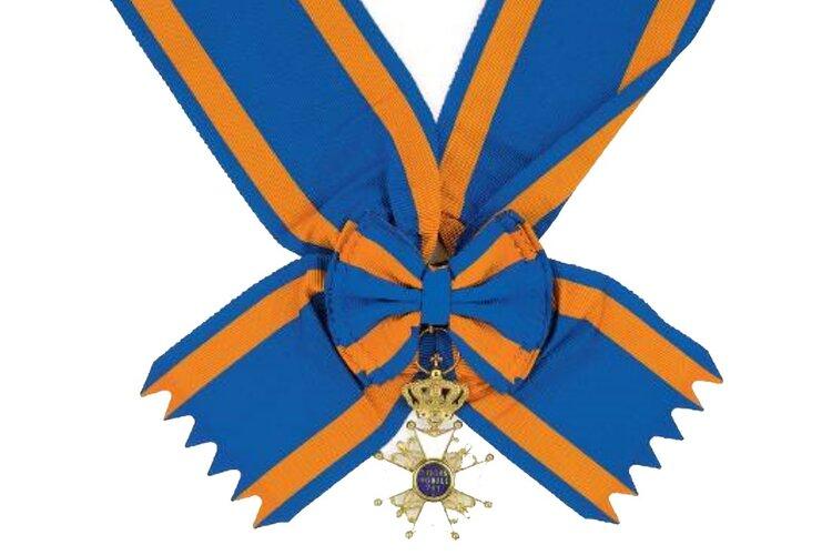 Koninklijke Onderscheiding voor George ten Hoope