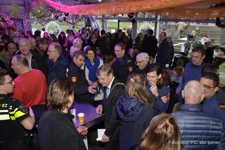 Gemeentelijke nieuwjaarsreceptie in Winterwonderland goed bezocht