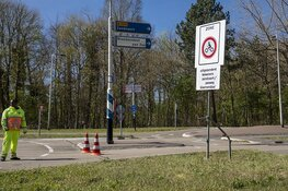 Toegangswegen Zandvoort en Bloemendaal verboden voor motoren