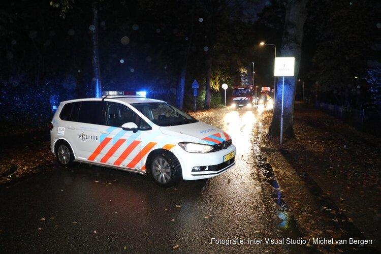 Woningbrand in Aerdenhout