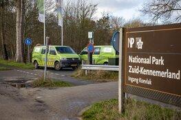 Parkeerplaats Kennemerduinen in Overveen afgesloten om drukte te voorkomen